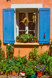 Window in Provence Stock Photos