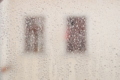 Window Raindrops - Stock Image Stock Photos