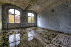Window reflection Royalty Free Stock Image
