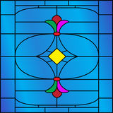 Window retro design Stock Photo