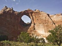 Window Rock stock photos