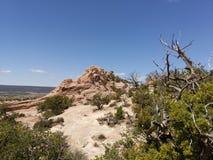Window Rock Trail Royalty Free Stock Image