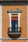 Window in Rome Stock Photo