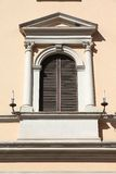 Window in Rome Royalty Free Stock Image