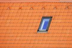 Window in Roof Stock Images