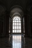Window of the Royal Palace. Of Caserta Royalty Free Stock Image