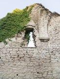Window in Ruin Royalty Free Stock Photo