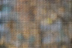Window screen Royalty Free Stock Photos