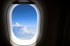 Window seat Royalty Free Stock Photos