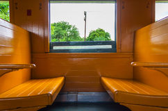 Window seat. Royalty Free Stock Image