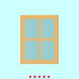 Window set it is color icon . vector illustration