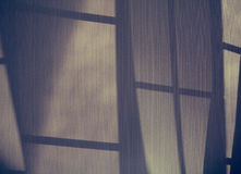 Window shadows Royalty Free Stock Image