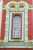 Window in the Shipka Monastery Royalty Free Stock Image
