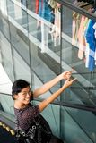 Window shopping Royalty Free Stock Photography
