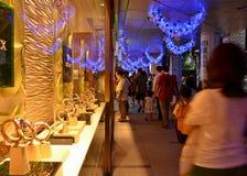 Window Shopping royalty free stock photos