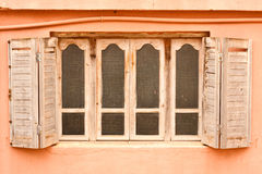 Window shutter Royalty Free Stock Image