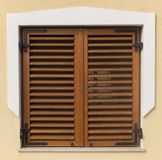Window shutter Stock Images