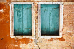 Window shutter Stock Photo