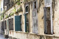 Window shutters Royalty Free Stock Photography