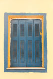 Window with shutters Stock Photography