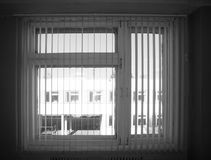 Window with shutters. Photo of abstract textures stock photo