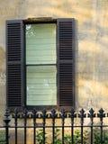 Window shutters Stock Image