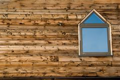 Window & Siding Royalty Free Stock Images