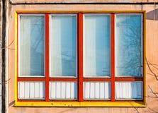 Window of Soviet Building Stock Images