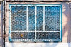 Window of Soviet Building Stock Photo