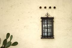 Window Spanish Royalty Free Stock Photo