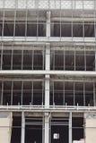 Window steel framework Stock Image