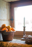 Window still life royalty free stock image