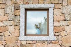 Window of Stone Stock Photos