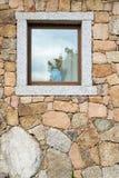 Window of Stone Royalty Free Stock Image