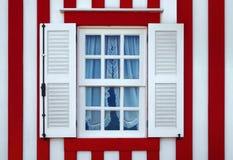 Window Stripes Royalty Free Stock Photo