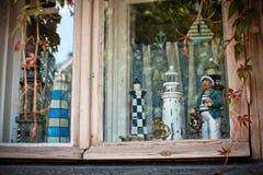 Window in Suomenlinna, Helsinki royalty free stock images