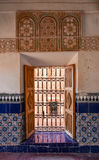 Window Taourirt Kasbah Royalty Free Stock Photos