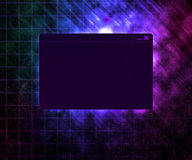 Window Technology Concept Background Royalty Free Stock Image