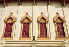 Window of temple Royalty Free Stock Photography