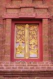 Window of temple Stock Image