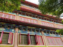 Window Temple Chinese Style Royalty Free Stock Images
