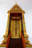 Window thai temple Royalty Free Stock Image