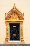 Window In Thailand Temple stock photos