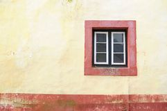 Window From Tibet Stock Photography