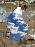 Window to freedom Royalty Free Stock Photography