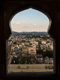 The window to India Royalty Free Stock Photos