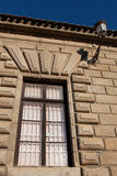 Window in Toledo Stock Photography