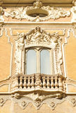 Window in Valencia, Spain Stock Photos