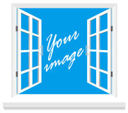 Window vector Royalty Free Stock Images