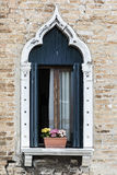 Window, Venice, Italy Stock Image